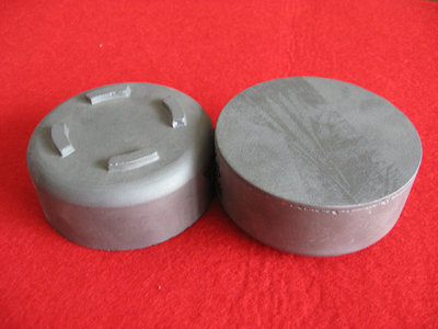 High Temperature Reaction Bonded Silicon Carbide Sic Ceramic Crucibles pictures & photos