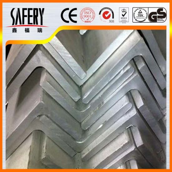 304 304L 316 316L Competitive Price Stainless Angle Steel pictures & photos
