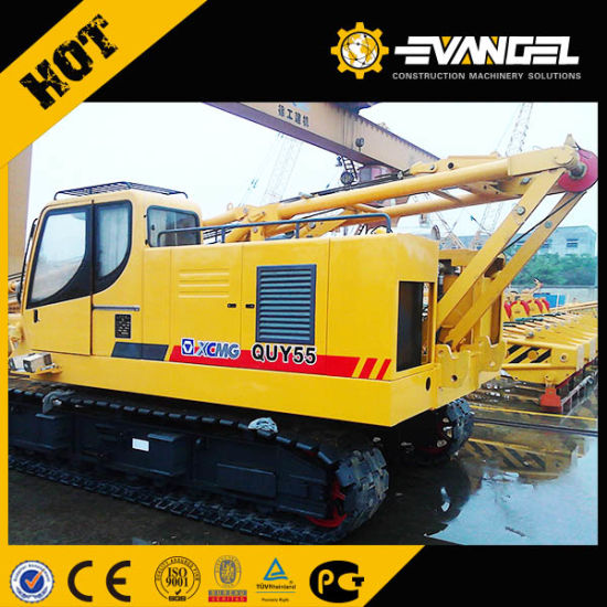 Xcm Quy55 Crawler Crane 55 Ton pictures & photos
