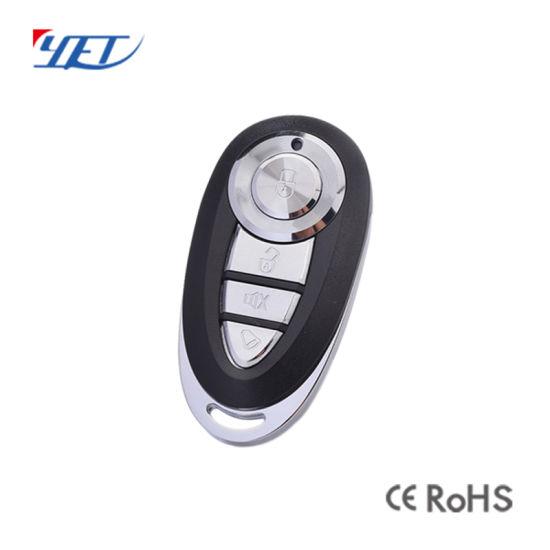 China Yaoertai Factory Price Garage Door Opener Remote Control With
