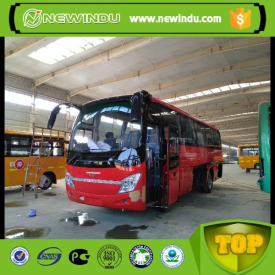 Shaolin 23seats 6meters Length City Bus