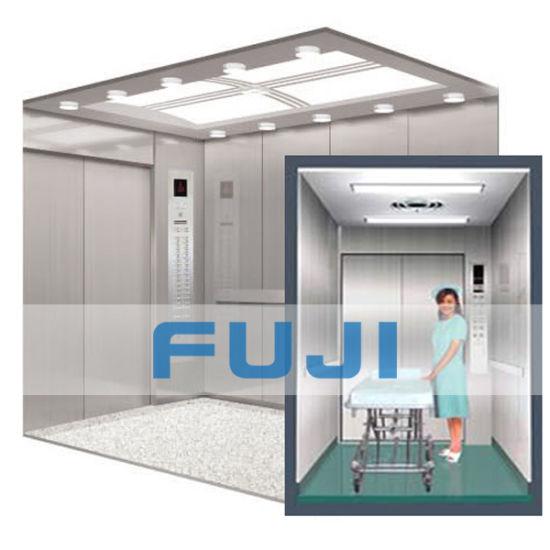 FUJI Good Price Bed Lift Hospital Elevator Company