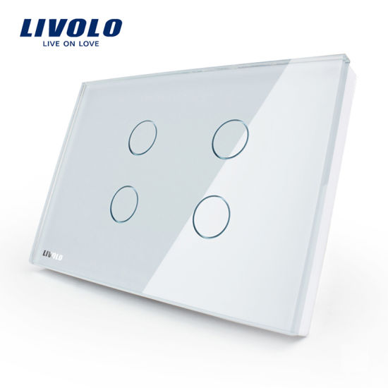 China livolo smart home touch screen light wall switch vl c304 81 livolo smart home touch screen light wall switch vl c304 8182 aloadofball Gallery