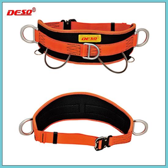 China Fall Protection Safety Harness Waist Belt Strap - China Waist