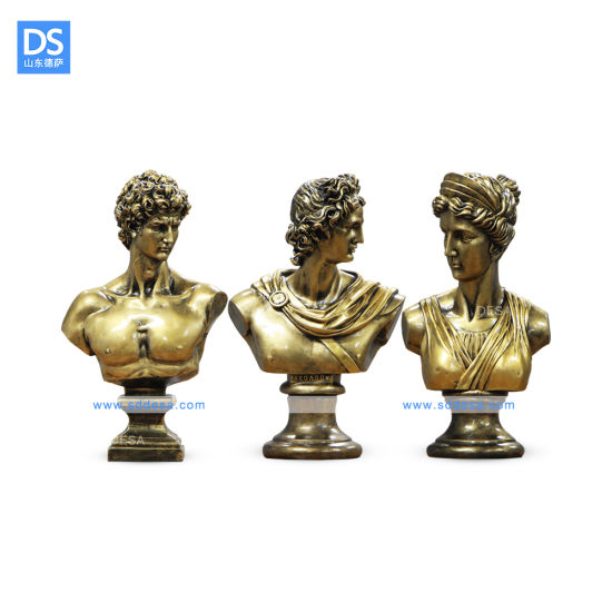 China Greek Myth Statue Figurines Apollo Daivid Venus Famous Woman Bust Art Figures Sculptures China Sculpture And Statues Price