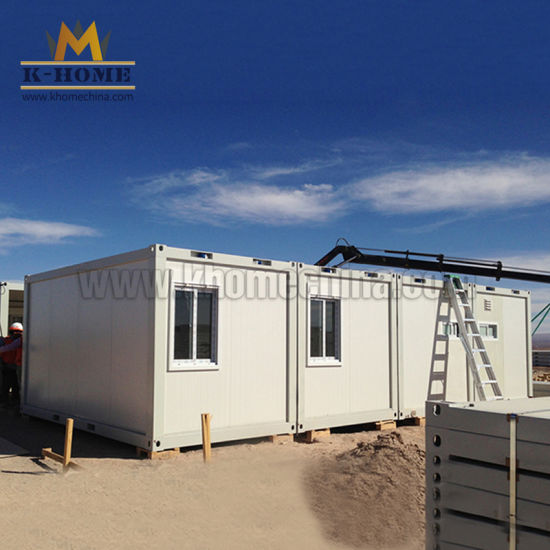Prefabricated Sandwich Panel Modular Container Building