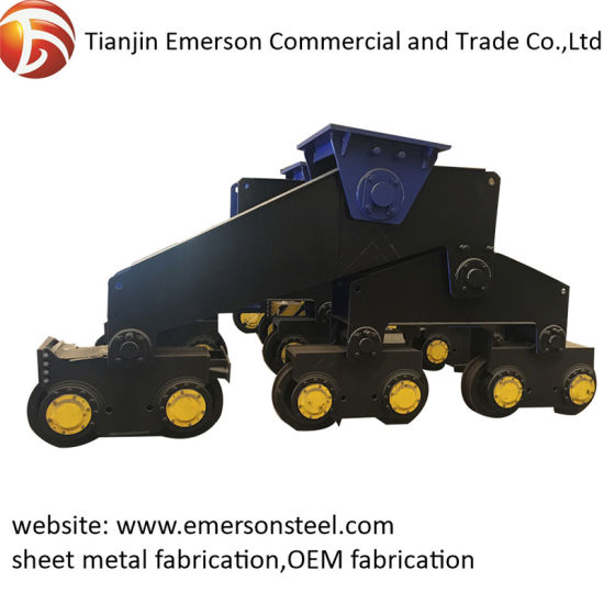 Machine Operation Sheet Metal Fabrication Bending and Stamping Machine Fabrication
