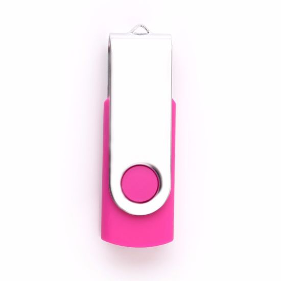New Custom Swivel Colorful Logo Promotional OTG 4GB USB Stick Flash Memory Drive Custom USB Pen Flash Drive pictures & photos