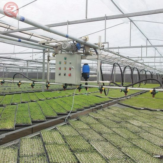Agricultural Drip Irrigation Pipe Systems for Farm Irrigation and Greenhouse
