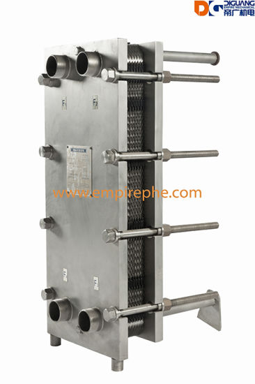 China Stainless Steel Plate and Frame Heat Exchanger for Oil Cooler ...