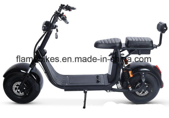 18 Inch Big Tire Citycoco Scooter with 1500W Brushless Motor pictures & photos