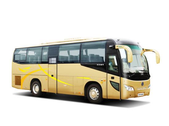Slk6972 New Body Diesel Coach Luxury Passenger Bus