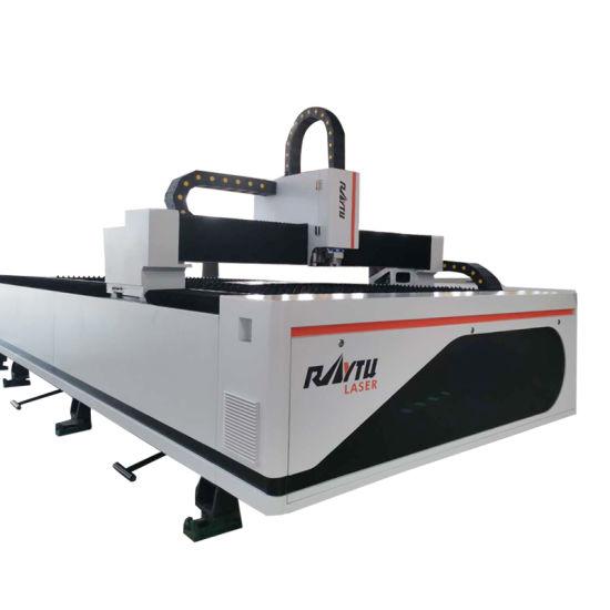 Max Laser Cutter 1000W 2000W 3000W High Precision Fiber Laser Cutting Machine Metal Sheet Aluminum Steel 10mm 3015 Cutting Area Laser Cutter Machine for Sale