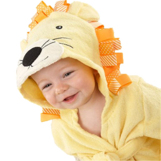 Hot Sale Cartoon Towel Clothing Hooded Bath Stuff Baby Blanket pictures & photos