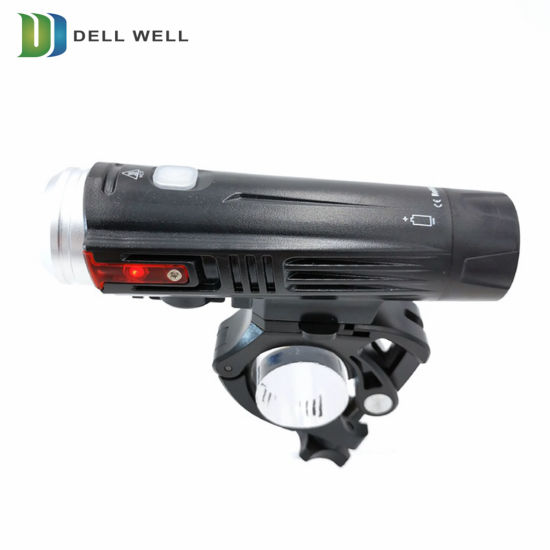 Bike Light 400 High Lumens USB Rechargeable Light Bicycle Light Front and Back Rear Light pictures & photos