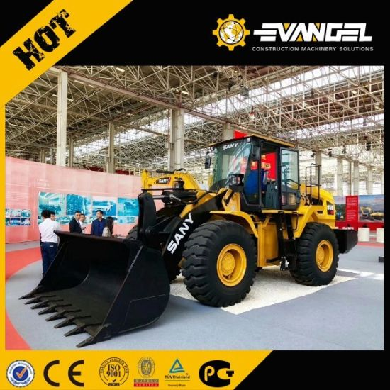 Sany Syl956h 5 T Front Loader Harga Wheel Loader pictures & photos