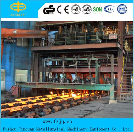 Continuous Steel Casting Machine / CCM of Metallurgical Equipment
