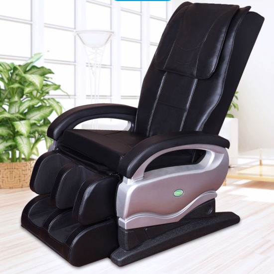 Cheap Price Relax Full Body Electric Home Shiatsu Massage Chair pictures & photos