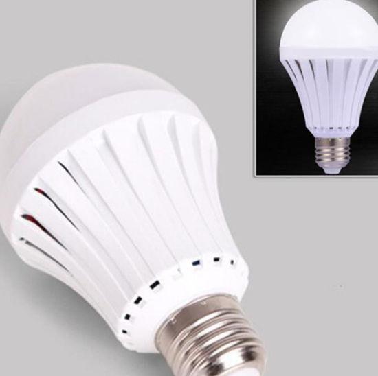 15W Smart LED Emergency Light Bulb E27 Rechargeable LED Bulb