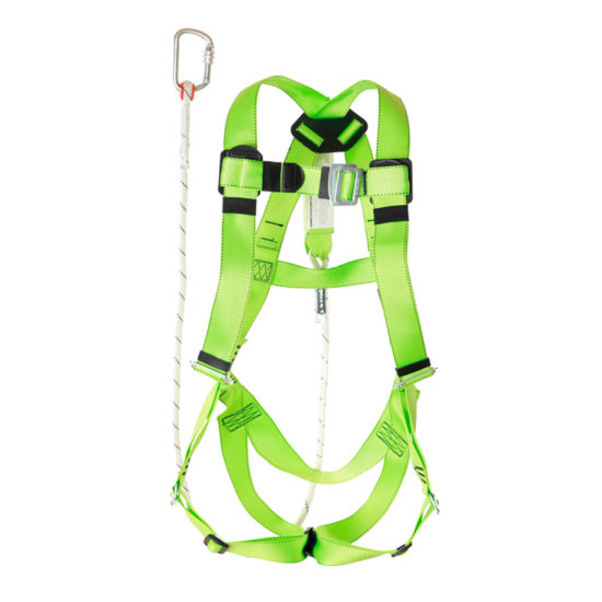 Safety Harness Worker's Protection Falling Protector
