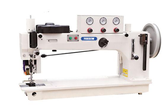 Long Arm Heavy Duty Sails Making Zigzag Sewing Machine