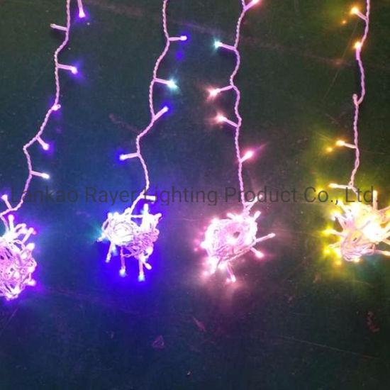 Holiday Christmas Customized Color LED String Lights Decoration Lights pictures & photos