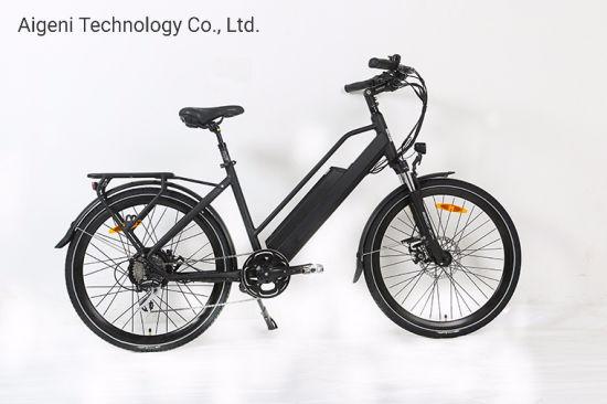500W 700c for Lady Electric Motor City Bike