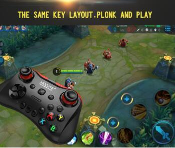 China Bluetooth Gamepad Android Wireless Joystick Vr