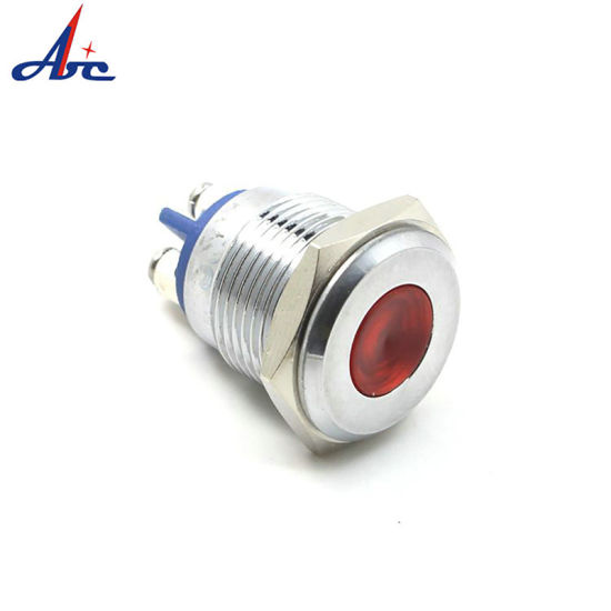 LED Dual Color Indicator Light Waterproof Pilot (IB16B-FJ-D) pictures & photos