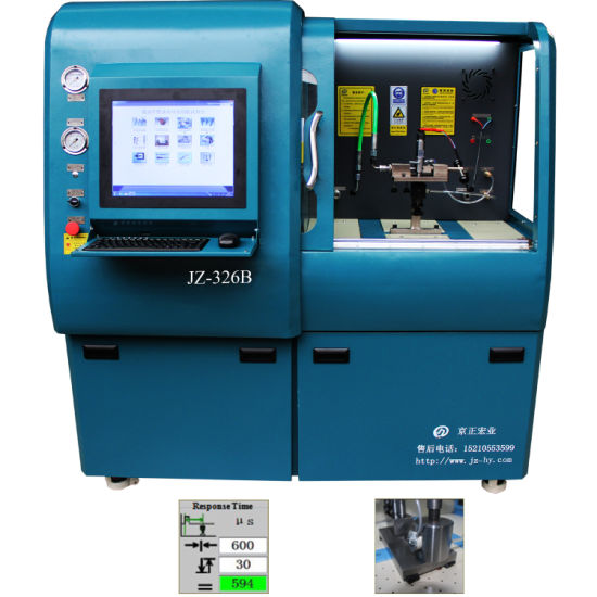 China Diesel Fuel Common Rail Injectors Test Bench - China Test