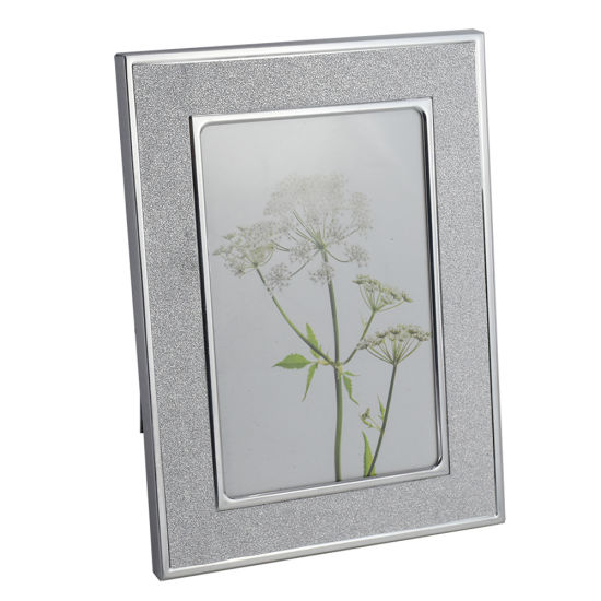 Aluminum Photo Frame 4X6 Inch Metal Photo Frame Factory pictures & photos