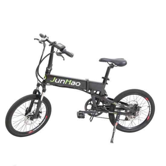 Foldable Electric Bicycle Wuth Aluminum Frame Bafang Motor Light Weight pictures & photos