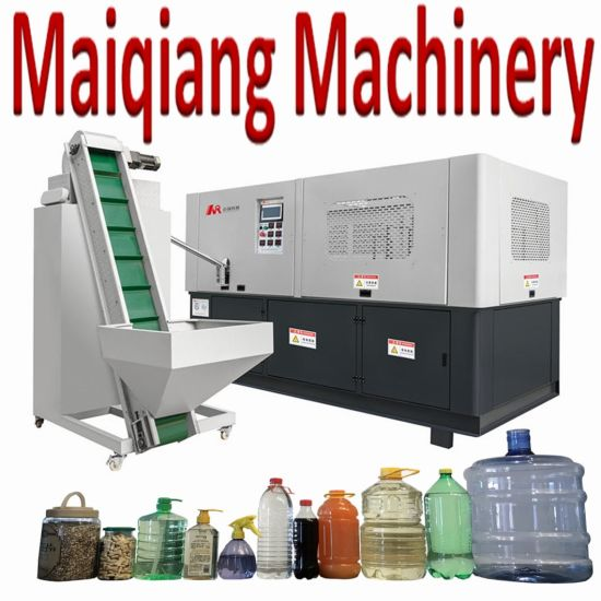 Factory Price Fully Full Automatic Plastic Pet Bottle Blowing Machine Automatic for Plastic Bottles