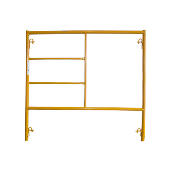 ANSI Building Material/Construction Powder Coated Mason Frame Scaffolding with Fast Lock (CSMF)