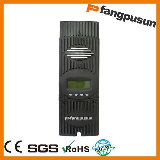 China Manufacture Fangpusun Flexmax MPPT 80A 48V Rate Volate Solar Charge Controller