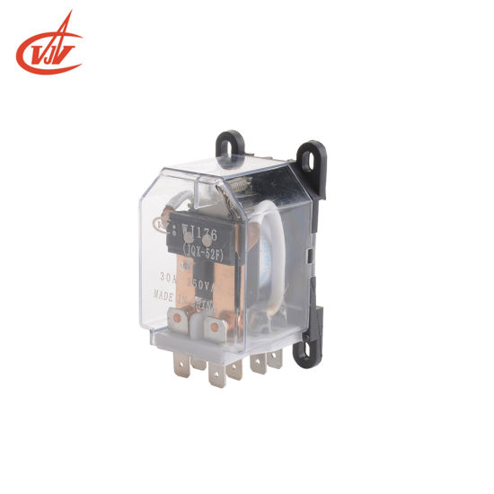 Wenzhou Factory Jqx 52f 40A High Quality High Power Relays