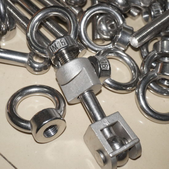 Stainless Steel Lifting Ring for Manway Cover