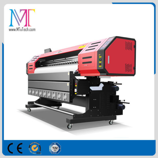 Advertisement Material Flex Banner Printing Machine Large Format Inkjet Eco Solvent Printer