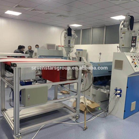 Hot Sale PP Non Woven Fabric Making 95 Melt Blown Fabric Production Machine