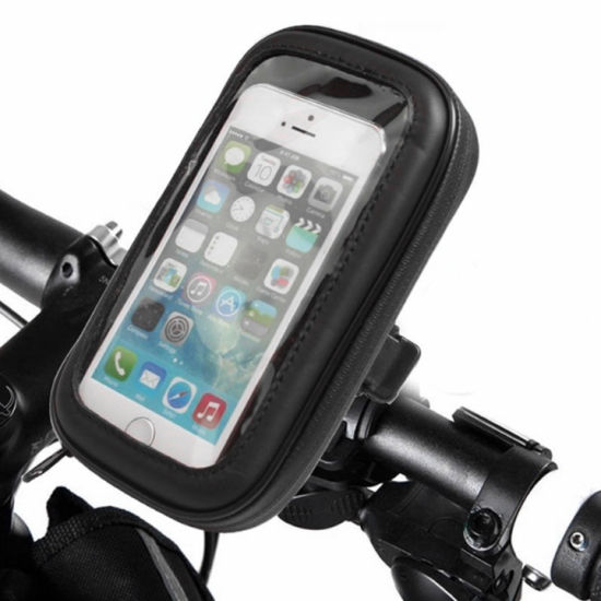 High Quality Bike Phone Mount Bag Universal Mobile Phone Waterproof Bicycle Holder