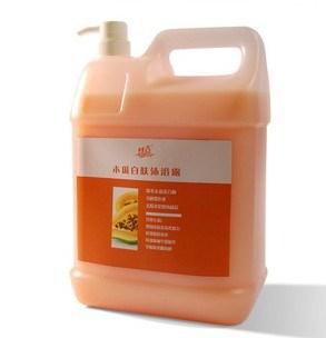 Low Price 5kg Papain Skin Whitening Shower Gel (OEM)