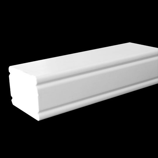 Foam UPVC Boards and Profiles/PVC Foam Profiles, UL Testings Passed pictures & photos