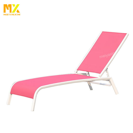 Comfortable Lounger with High Quality Rattan Weave with Innovative Spirit