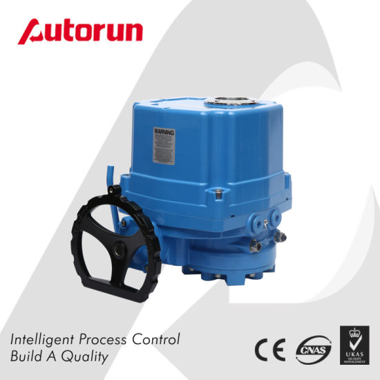 Motorized Ball Valve and Butterfly Valve Actuator pictures & photos