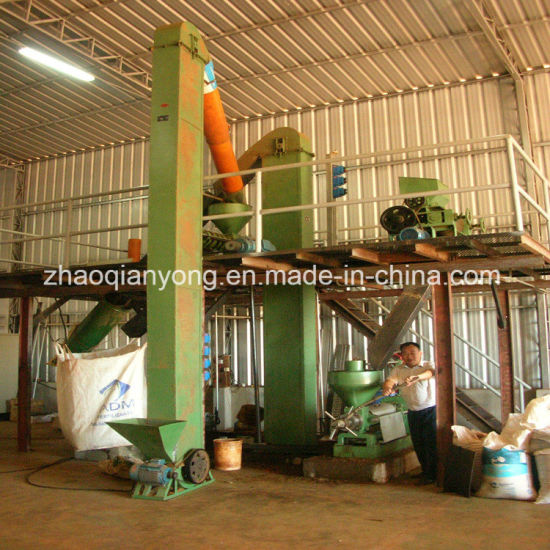 10-50td Sunflower Seeds, Cotton Seeds Vegetable Oil Production Line pictures & photos