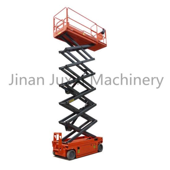 Self-Propelled Cheap Small Hydraulic Lift