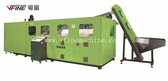 Plastic Bottle Moulding Machine for 2.5L - 10L Pet Bottle in 2500-3000bph