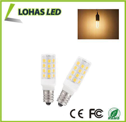 LED Corn Light Bulb E14 G4 G9 2835 SMD 5W Warm White 2800k 40-Watt Incandescent Replacement Lamp