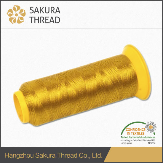 50d/2 Oeko-Tex100 1 Class Polyester Embroidery Thread for Weaving pictures & photos