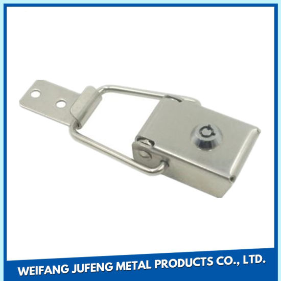 OEM Precision Metal Aluminium Extrusions Industrial Stamping Belt Buckle